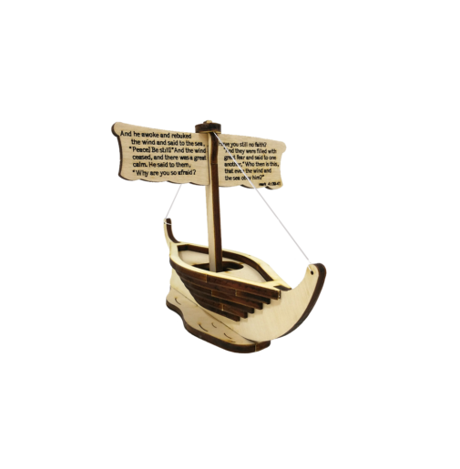 Jesus Boat – large
