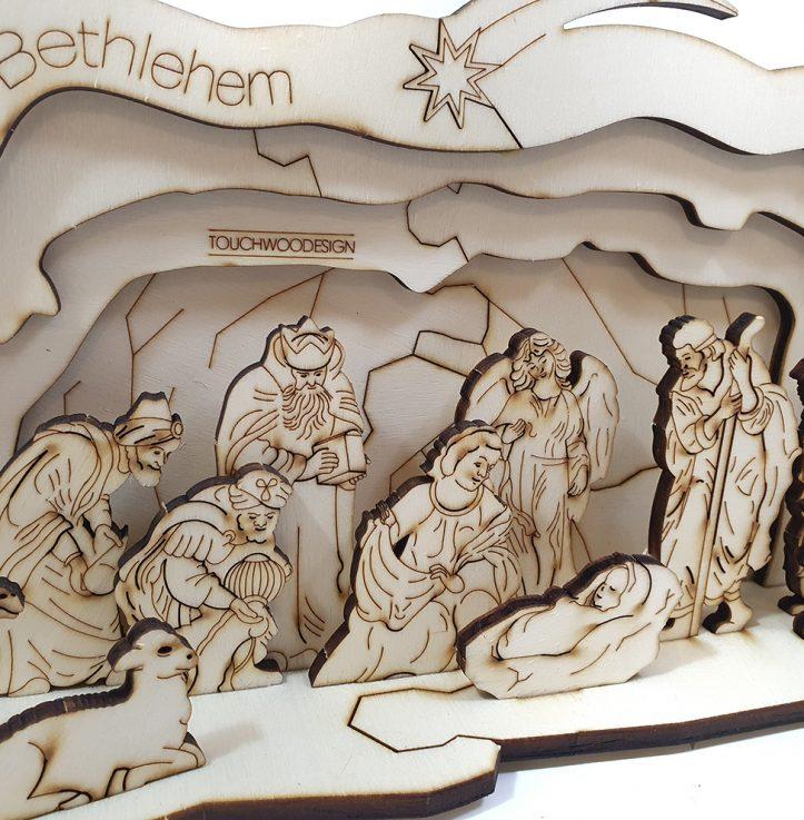 Nativity Scene – small