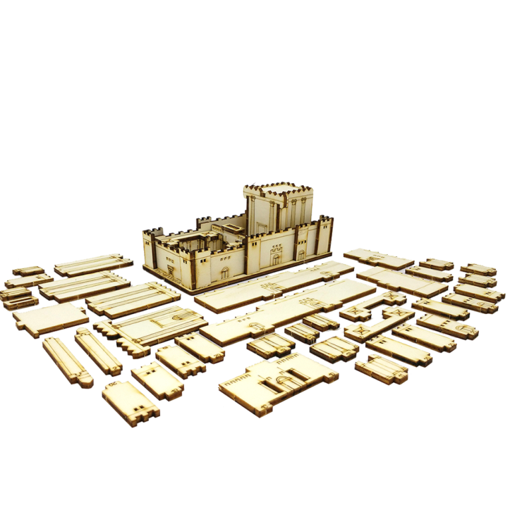 The Second Temple – small