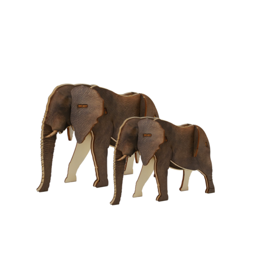 Elephant – small / colored
