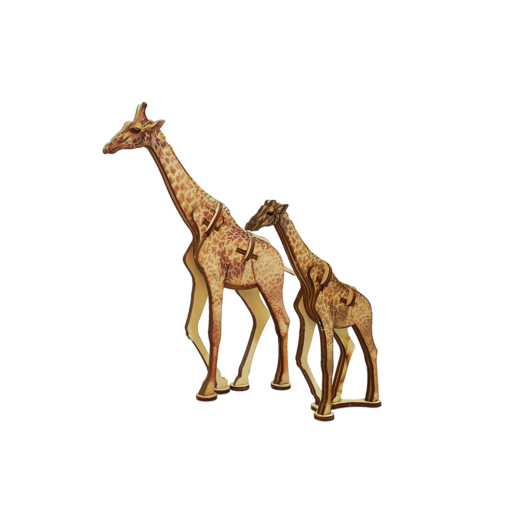 Giraffe – small /colored