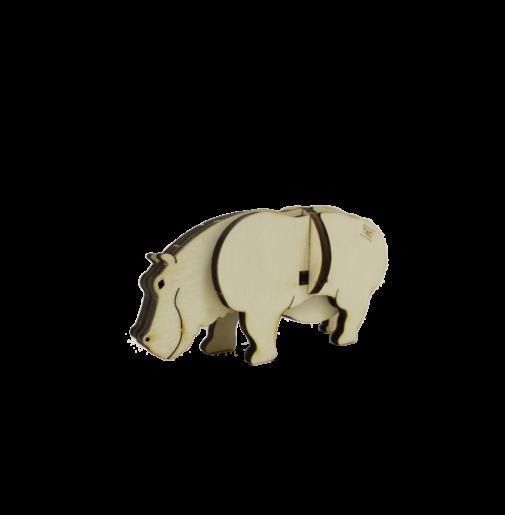 Hippo – Female (DIY)