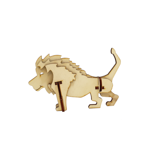 Lion – kids / large (DIY)