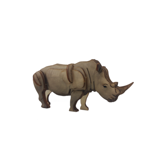 Rhino / colored