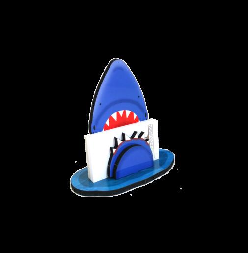 Shark – Card holder / colored
