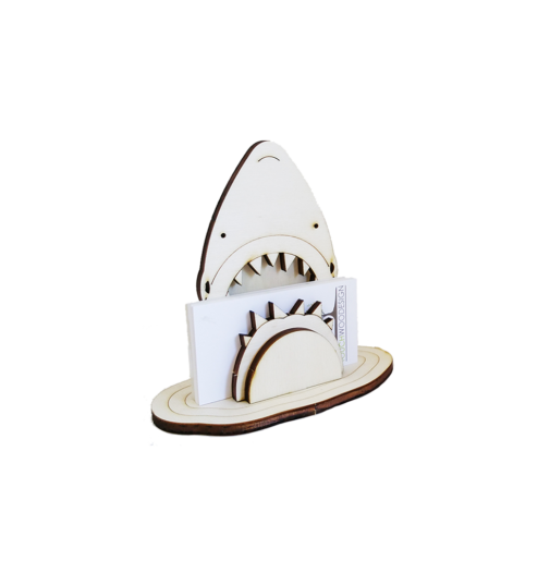 Shark – Card holder