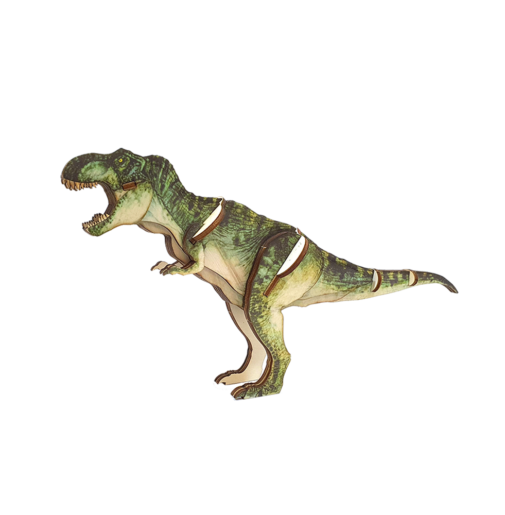 T-rex dinosaur / colored