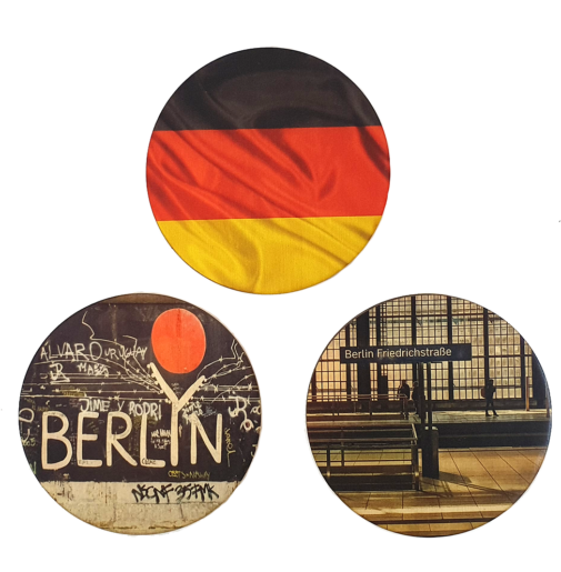 Berlin – Coaster Set of 3