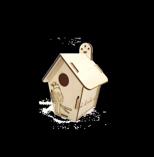 Nesting box (DIY)
