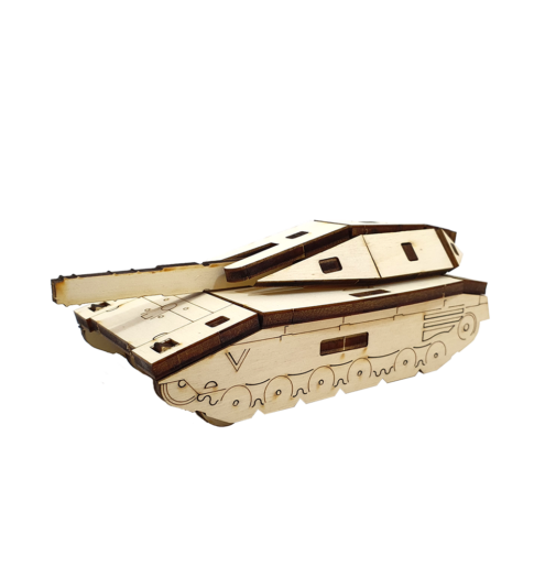 Tank – Merkava