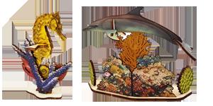 Sea world life & Aquarium