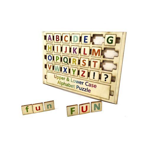 ABC Alphabet – Upper & lower case letters