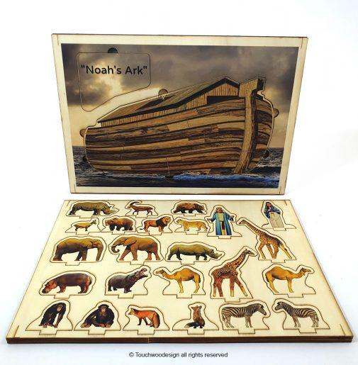 Noah's Ark Facts & Figurines